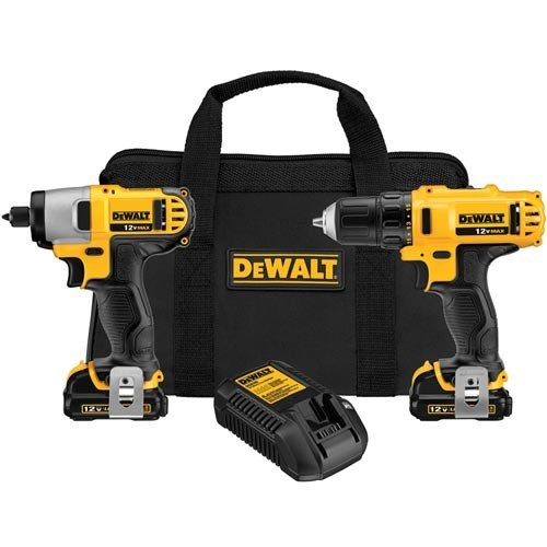 DeWalt 12V Two-Tool Kit