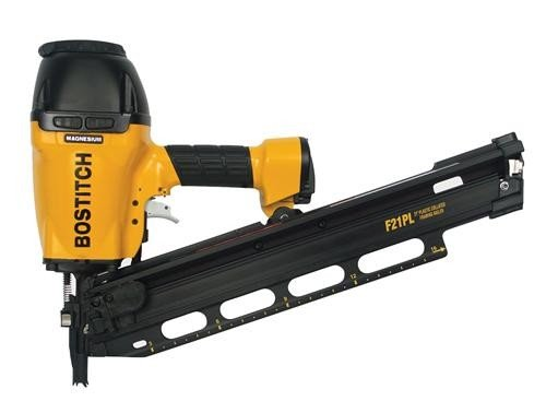 Bostitch 21° Plastic-Collated Framing Nailer