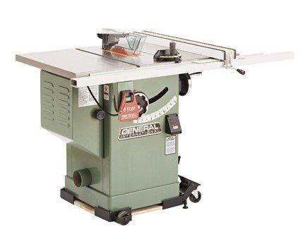 General International 50-220RC M1 Hybrid Saw