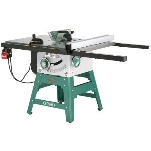 Grizzly Contractor-Style Tablesaw G0661