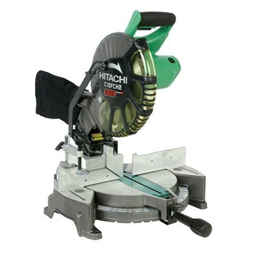 Hitachi C10FCH2 Compound Mitersaw