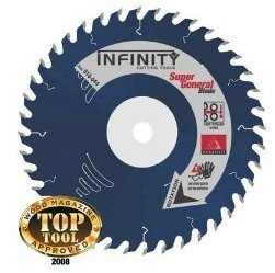 Infinity 40 Tooth General Purpose Saw Blade