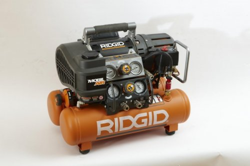 Ridgid 5-Gallon Air Compressor
