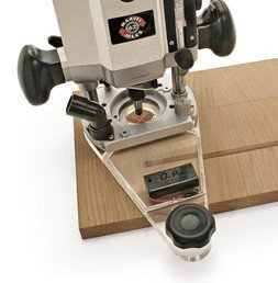 MLCS 9098 On Point Laser Guided Router Base