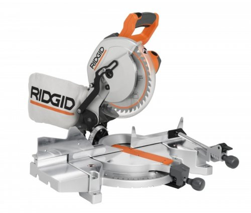 "Ridgid 10"" Compound Mitersaw MS1065LZA"