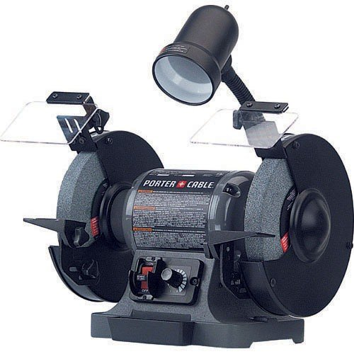 "Porter-Cable 8"" Variable Speed Bench Grinder"