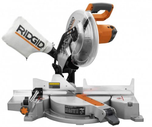 Ridgid R4120 Compound Mitersaw