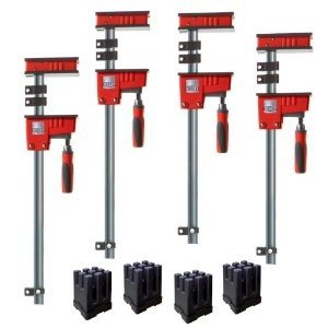 Bessey Revo Clamp Set