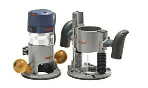 Bosch 2-1/4 HP Multibase Router Kit 1617EVSPK