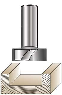 MLCS Bottom Cleaning Router Bit