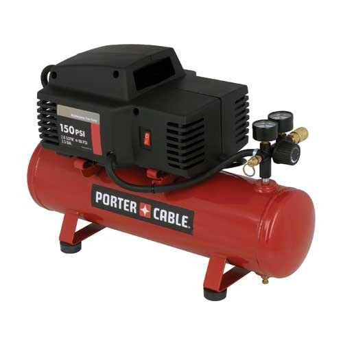 Porter-Cable 2.5-Gallon Air Compressor