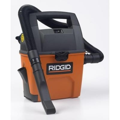 Ridgid 3-Gallon Wet/Dry Vacuum
