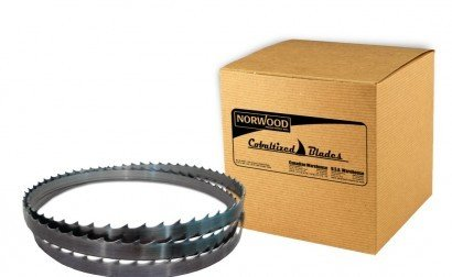 Norwood Goldline Portable Sawmill Blades