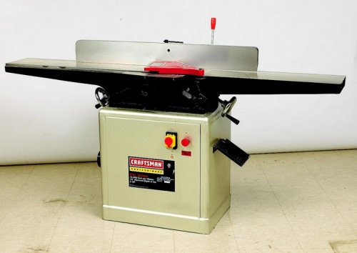 "Craftsman 8"" Jointer"