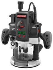 Craftsman 10 Amp Plunge Router