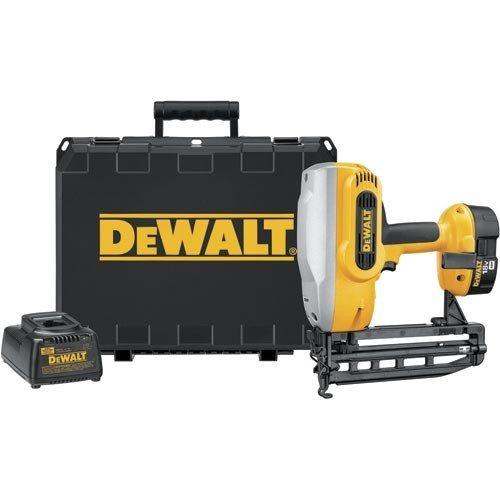 DeWalt 18V 16g Straight Finish Nailer #DC616K