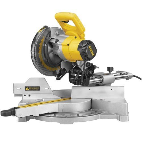 DeWalt DW712 Single-Bevel Sliding Compound Mitersaw