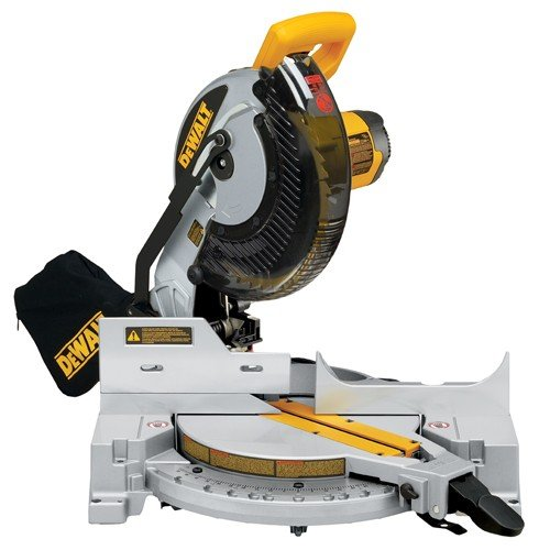 DeWalt DW713 Single Bevel Compound Mitersaw