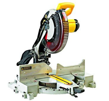 "DeWalt DW715 12"" Compound Mitersaw"