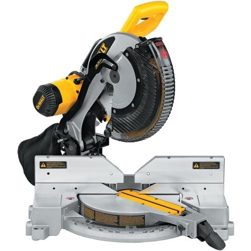 DeWalt DW716 Double-Bevel Compound Mitersaw