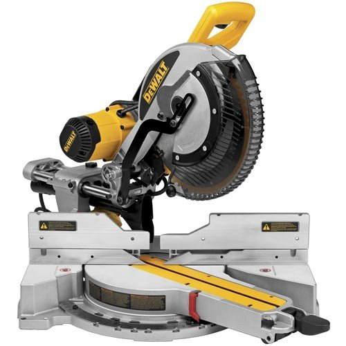 "DeWalt DWS780 12"" Double-Bevel Sliding Compound Mitersaw"