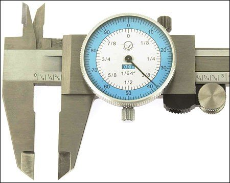 Lee Valley Combination Dial Calipers