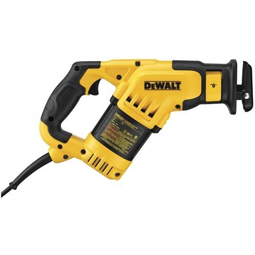 DeWalt Compact Reciprocating Saw #DWE357