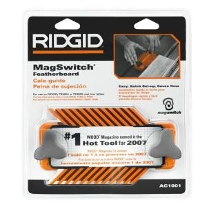 Ridgid MagSwitch Featherboard
