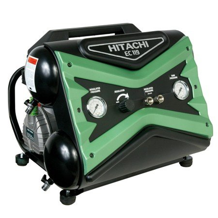 Hitachi 4-Gallon Air Compressor