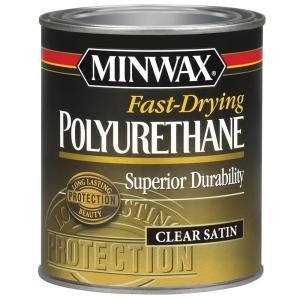 Minwax Fast-Drying Oil-Based Polyurethane