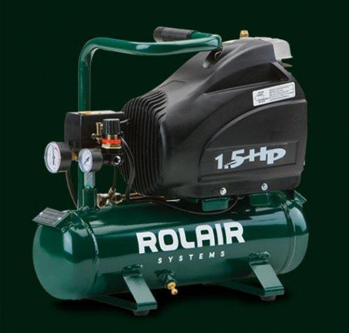 Rolair 2.5-Gallon Air Compressor