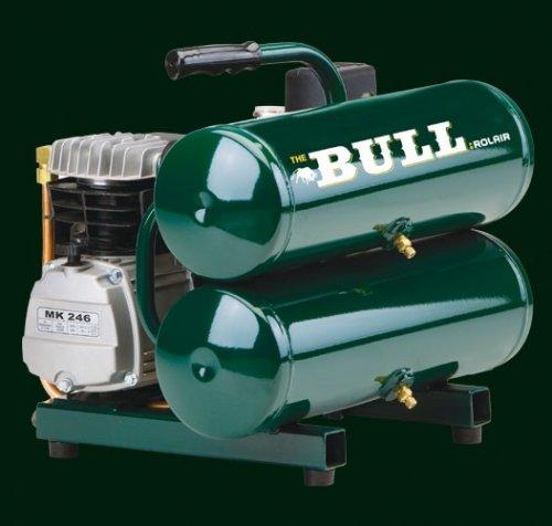 Rolair 4.3-Gallon Air Compressor