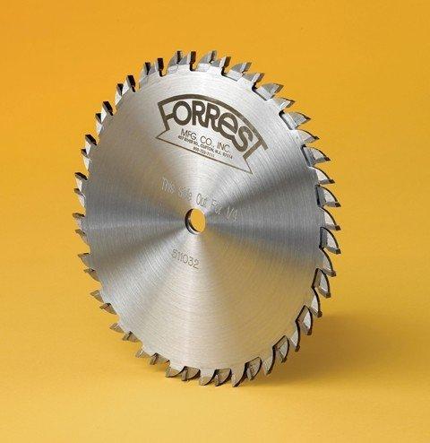 Forrest Finger Joint Blade Set