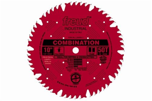 Freud 50 Tooth Combination Blade