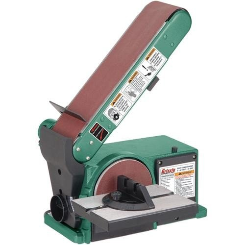 Grizzly G0547 Belt/Disc Combo Sander