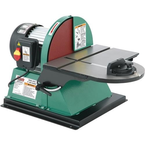 "Grizzly G0702 12"" Disc Sander"