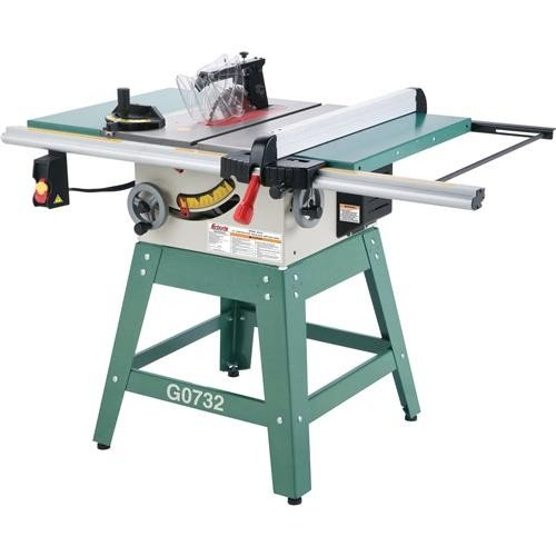 Grizzly G0732 Contractor-Style Saw