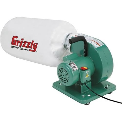 Grizzly Portable Dust Collector