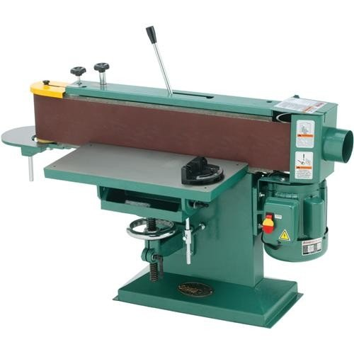 "Grizzly G1531 6""x80"" Edge Sander"