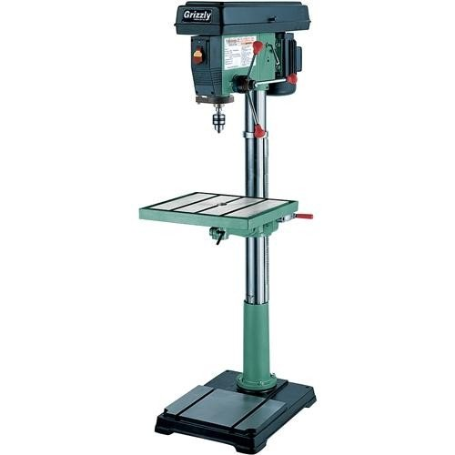 "Grizzly 12-Speed 20"" Drill Press"