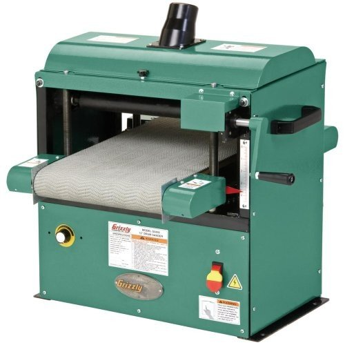 "Grizzly G0459 12"" Drum Sander"