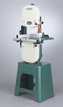 "Grizzly G0555 Ultimate 14"" Bandsaw"