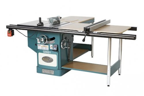 Grizzly G0651 Tablesaw