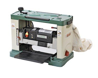 Grizzly Benchtop Planer