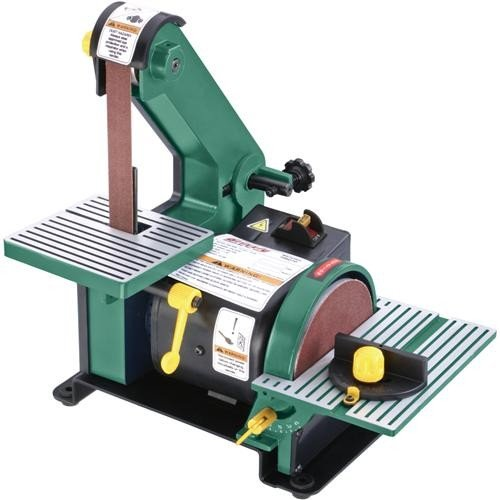 "Grizzly H6070 1x30"" Belt/5"" Disc Sander"