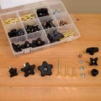 Peachtree Jig and Fixture Hardware Kit