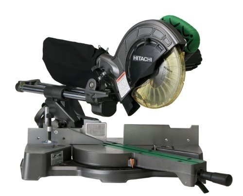 Hitachi C8FSE Sliding Compound Mitersaw
