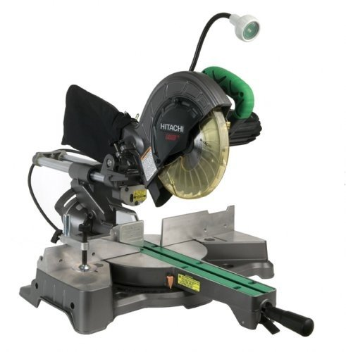 Hitachi C8FSHE Sliding Compound Mitersaw