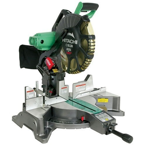 Hitachi C12LDH Sliding Compound Mitersaw