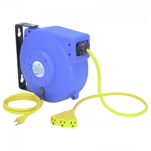 Chicago Electric Retractable Cord Reel